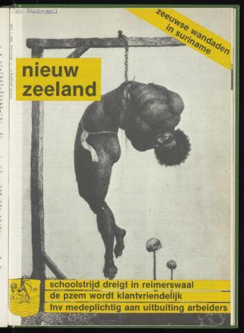 Nieuw Zeeland 1985-12-01
