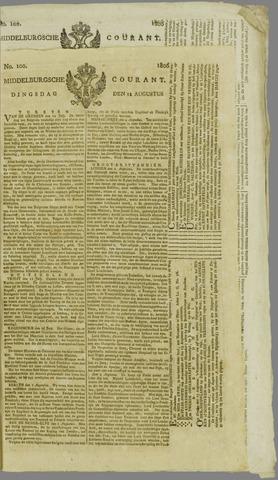 Middelburgsche Courant 1806-08-12