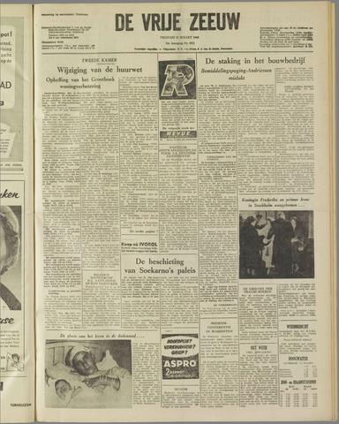 de Vrije Zeeuw 1960-03-11