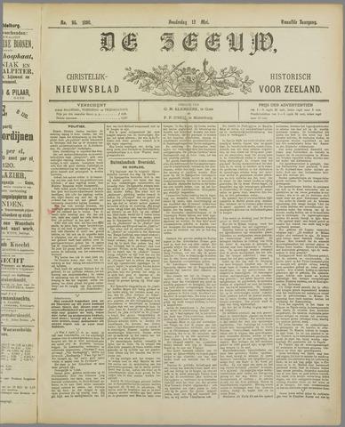 De Zeeuw. Christelijk-historisch nieuwsblad voor Zeeland 1898-05-12