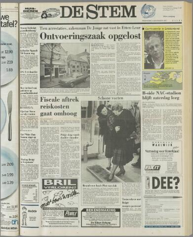 de Stem 1991-12-04