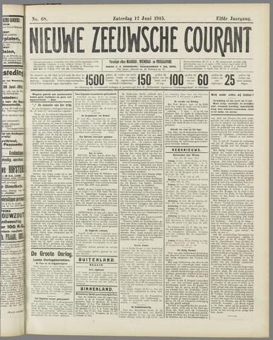 Nieuwe Zeeuwsche Courant 1915-06-12