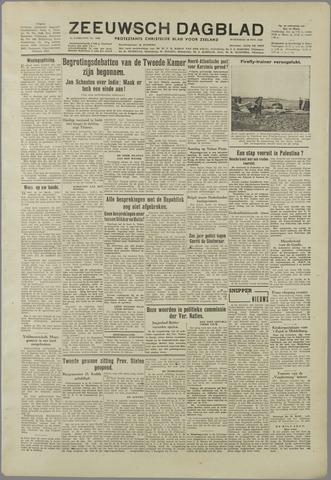 Zeeuwsch Dagblad 1948-11-10