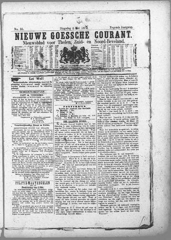 Nieuwe Goessche Courant 1874-05-05