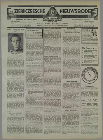 Zierikzeesche Nieuwsbode 1937-03-23