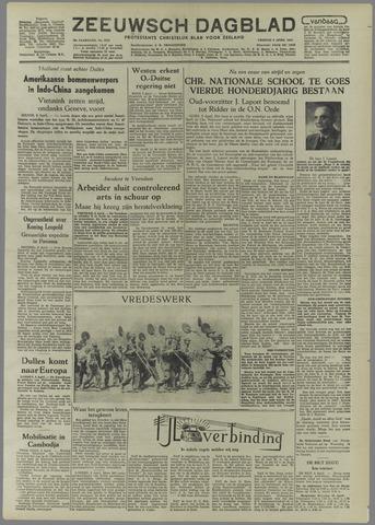 Zeeuwsch Dagblad 1954-04-09