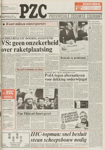 Provinciale Zeeuwse Courant 1984-12-21