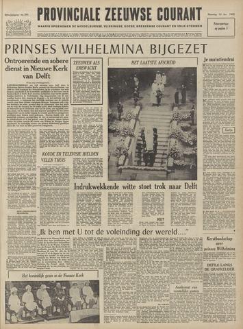 Provinciale Zeeuwse Courant 1962-12-10
