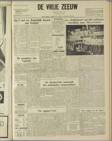 de Vrije Zeeuw 1962-04-20