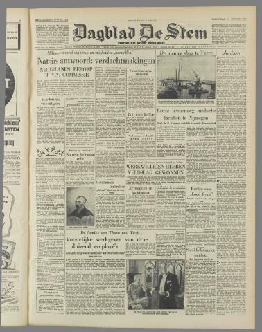 de Stem 1950-10-05
