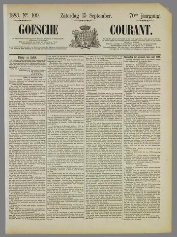 Goessche Courant 1883-09-15