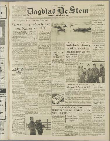 de Stem 1956-02-20