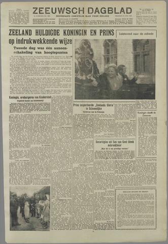 Zeeuwsch Dagblad 1950-08-21