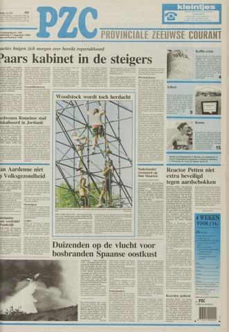 Provinciale Zeeuwse Courant 1994-08-11