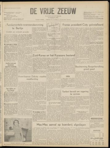 de Vrije Zeeuw 1954-01-18