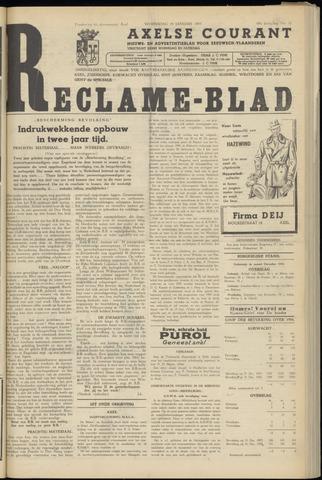 Axelsche Courant 1955-01-19