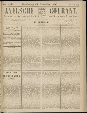 Axelsche Courant 1899-12-28