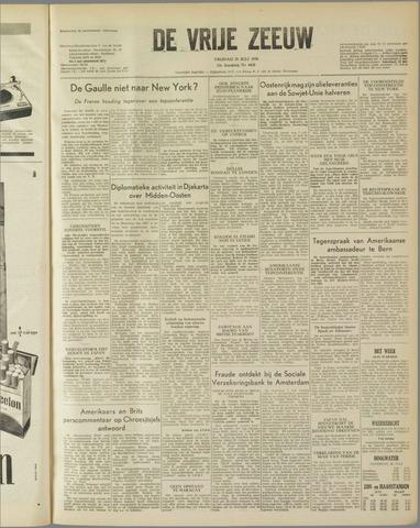 de Vrije Zeeuw 1958-07-25