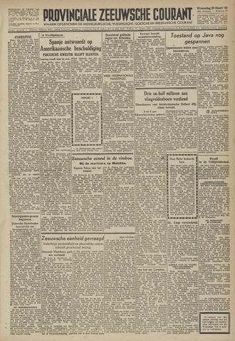 Provinciale Zeeuwse Courant 1946-03-20