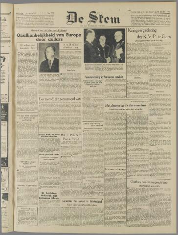 de Stem 1947-11-11