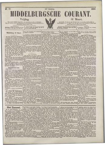 Middelburgsche Courant 1899-03-31