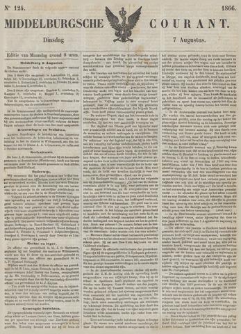 Middelburgsche Courant 1866-08-07