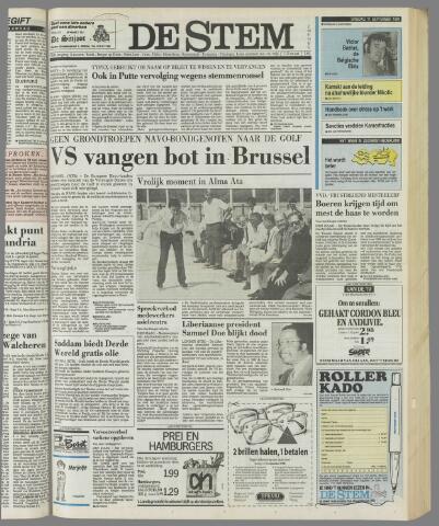 de Stem 1990-09-11