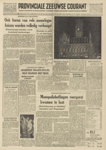 Provinciale Zeeuwse Courant 1957-05-25