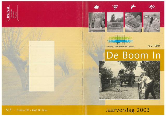 Landschapsbeheer Zeeland - de Boom in 2004-07-01