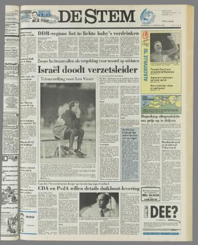 de Stem 1992-02-17