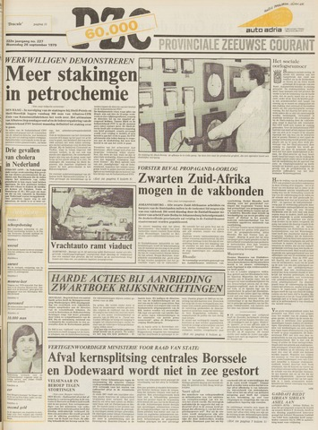 Provinciale Zeeuwse Courant 1979-09-26