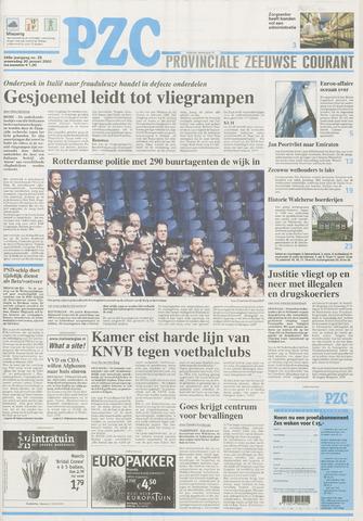 Provinciale Zeeuwse Courant 2002-01-30