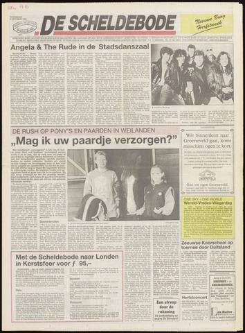 Scheldebode 1991-10-09