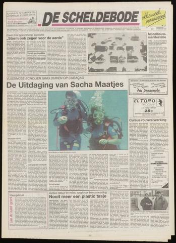 Scheldebode 1993-02-03