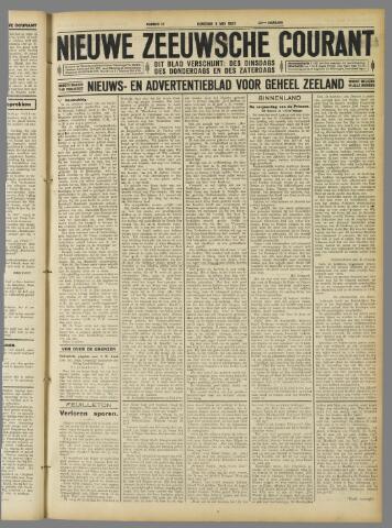 Nieuwe Zeeuwsche Courant 1927-05-03