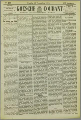 Goessche Courant 1919-09-16