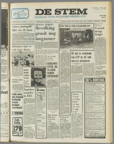 de Stem 1974-01-31