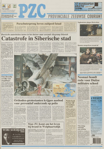 Provinciale Zeeuwse Courant 1997-12-08