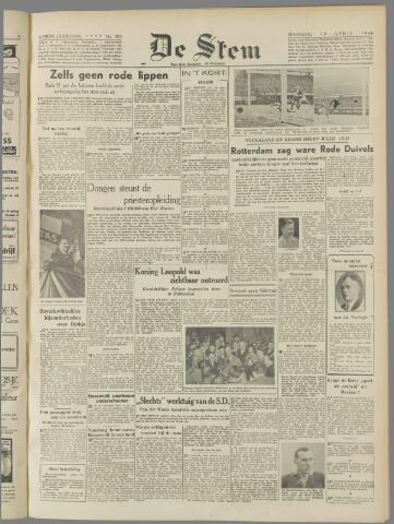 de Stem 1948-04-19