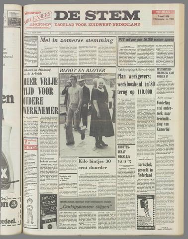 de Stem 1976-05-07