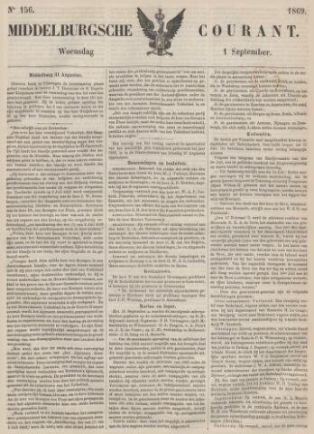 Middelburgsche Courant 1869-09-01