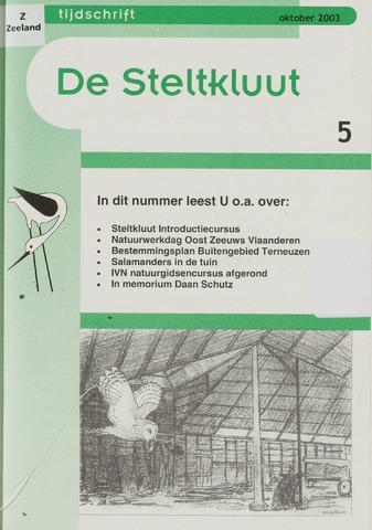 de Steltkluut 2003-10-01