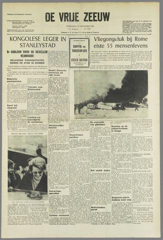 de Vrije Zeeuw 1964-11-25