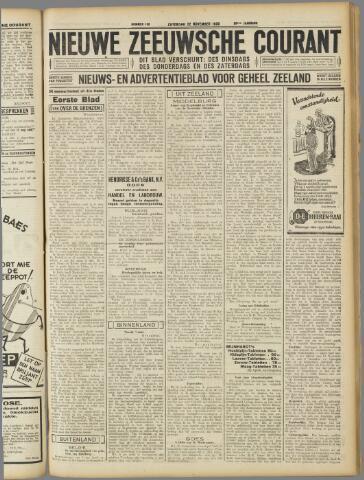 Nieuwe Zeeuwsche Courant 1930-11-22