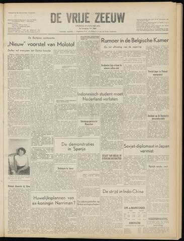 de Vrije Zeeuw 1954-01-29