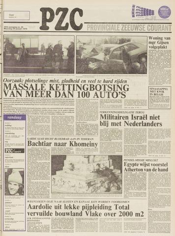 Provinciale Zeeuwse Courant 1979-01-29