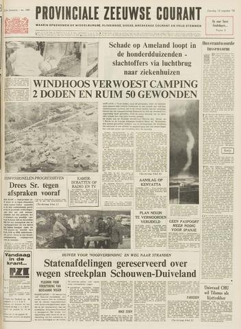 Provinciale Zeeuwse Courant 1972-08-12