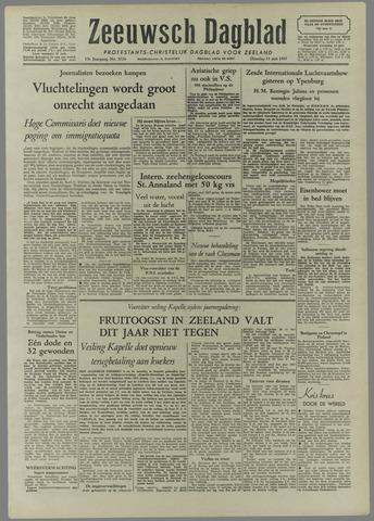 Zeeuwsch Dagblad 1957-06-11