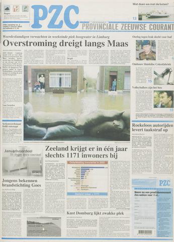Provinciale Zeeuwse Courant 2003-01-03
