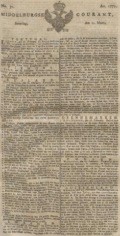 Middelburgsche Courant 1775-03-11